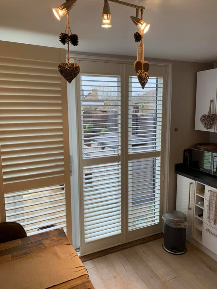 Made to Measure Shutters in Andover